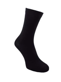 черен чорап