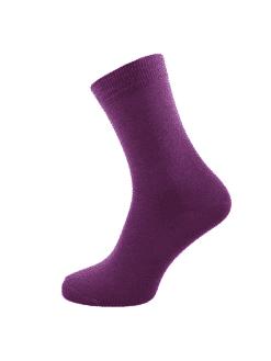 нормални лилави чорапи