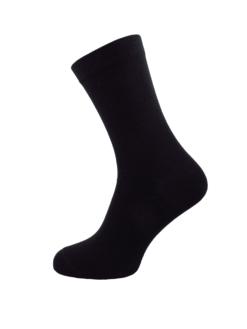 нормален черен чорап