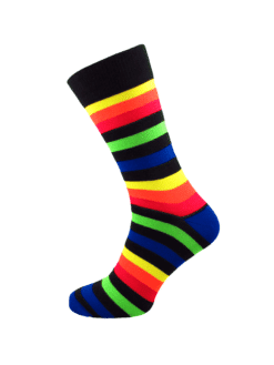 мъжки чорапи с рингел