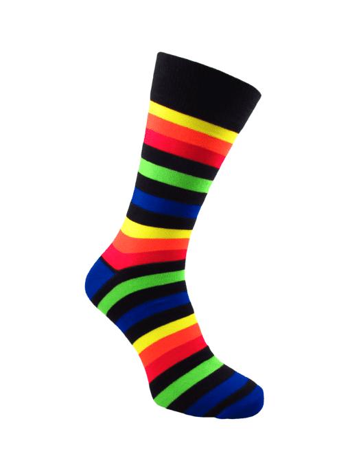 мъжки цветни чорапи