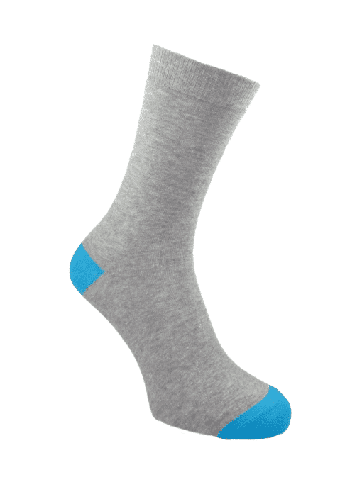 дамски чорап сиво