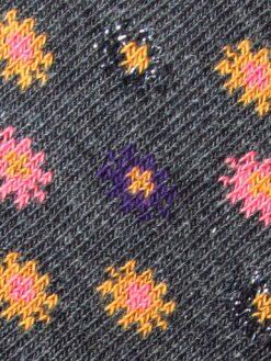 чорап цветя