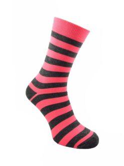 цикалма дамски чорап рингел