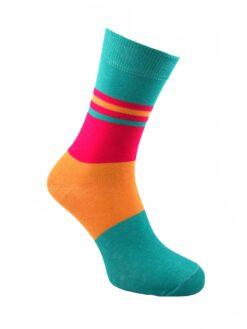 дамски цветни чорапи