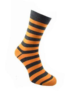 сив чорап оранж
