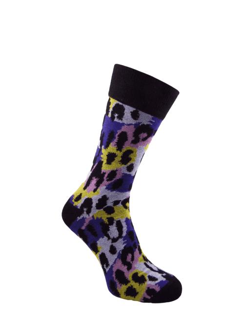 дизайнерски цветни чорапи за мъже