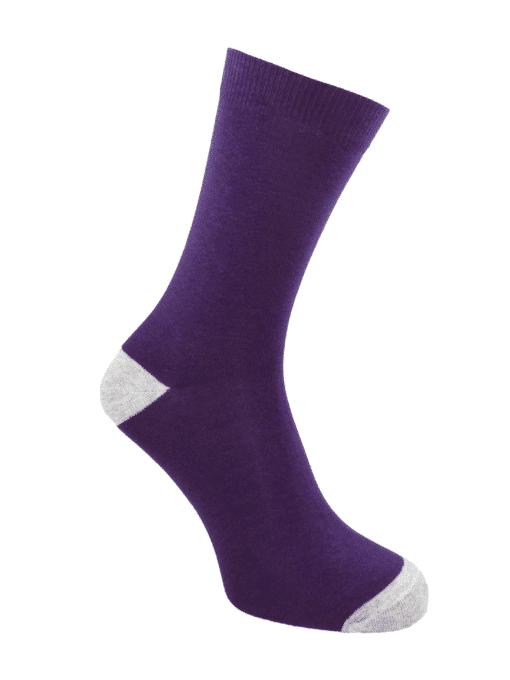 дамски чорапи лилаво
