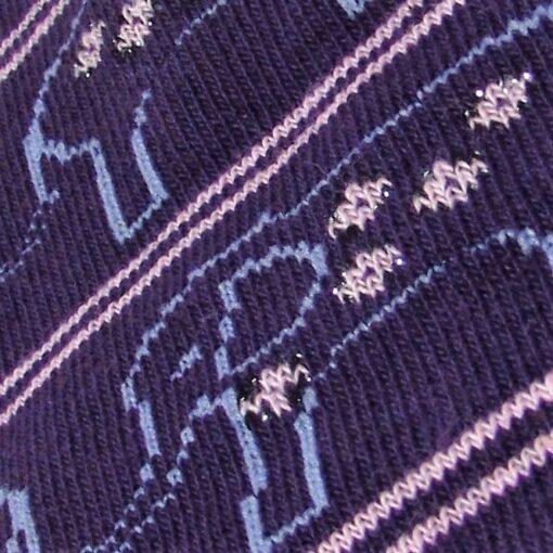 слончета чорапи лила