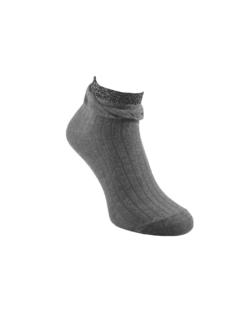 луксозни чорапи с фестон