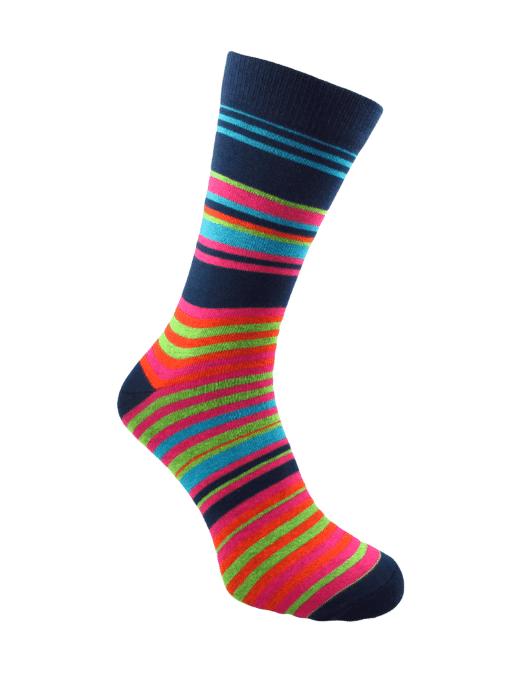 чорапи с цветни рингели
