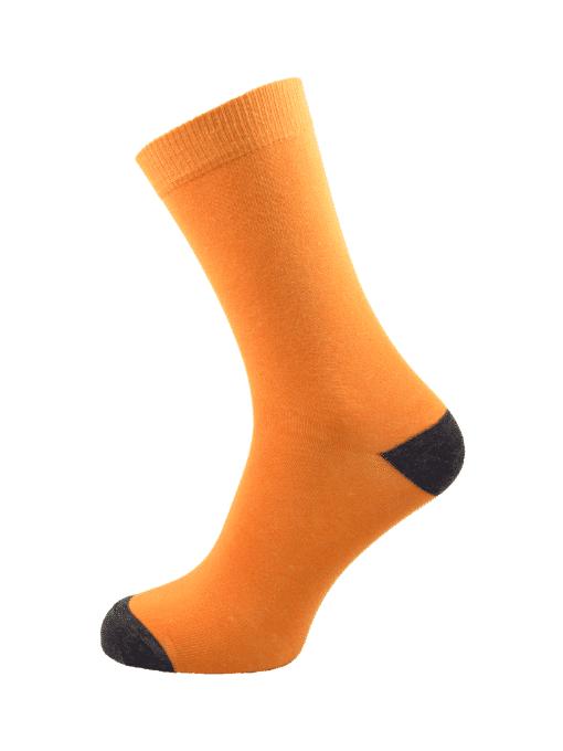 дамски чорапи оранж