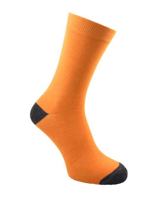 дамски чорап оранж