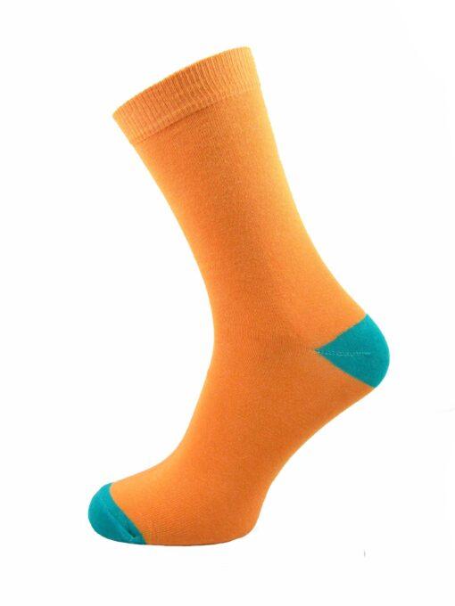 дамски оранж чорап