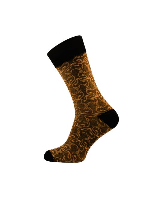 жълти чорапи нормални