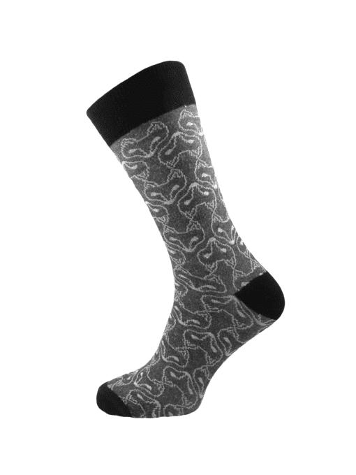 памучни луксозни чорапи за мъже