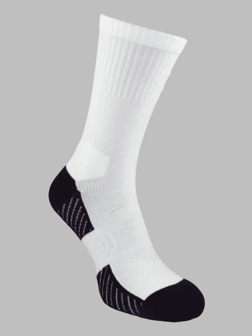 бели спортни чорапи много удобни
