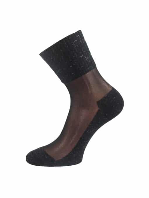 чорапи с лурекс акцент