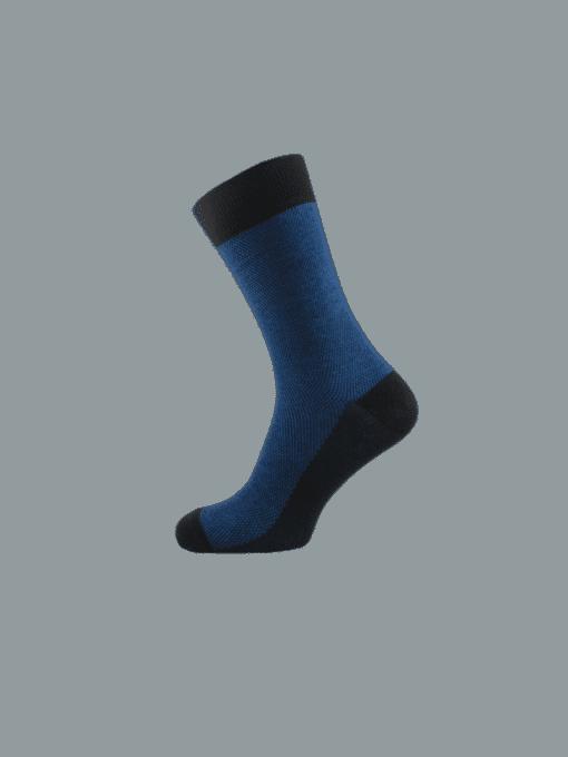 сини мъжки чорапи лукс