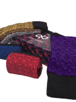 чорапи в кутия 5 цвята