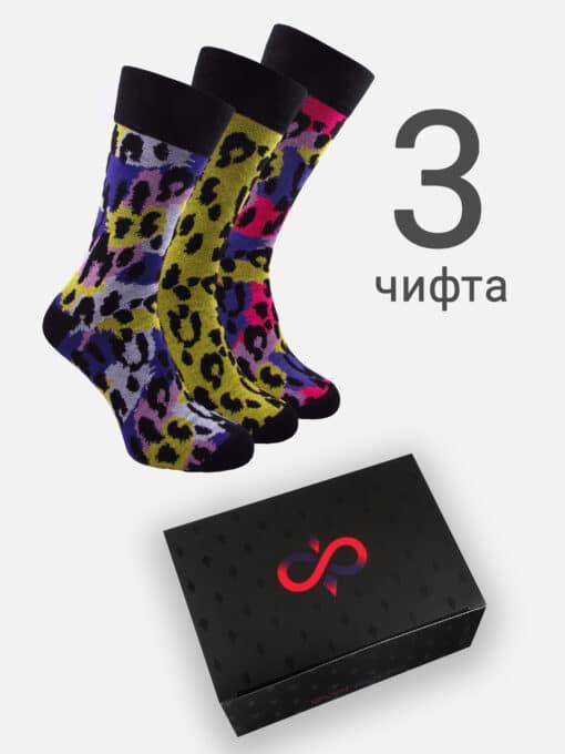 весели чорапи в кутия