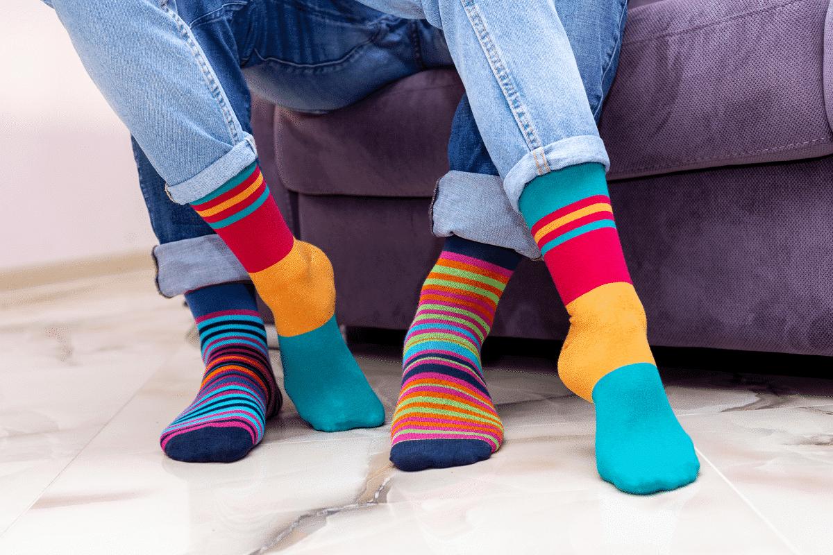 красиви чорапи