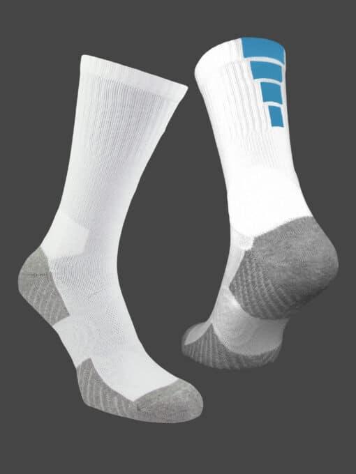 спортни чорапи тюркоаз