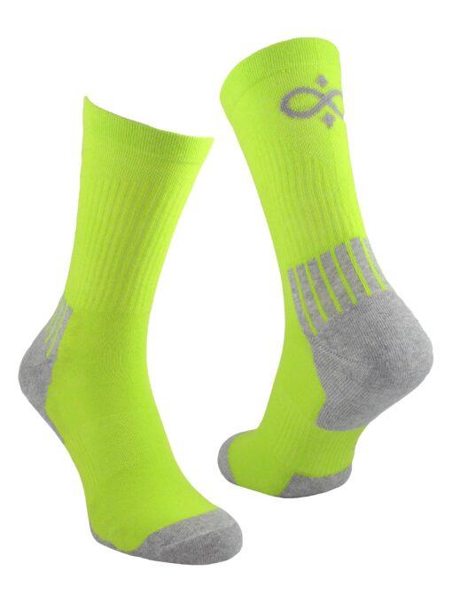 зелени мултиспорт чорапи