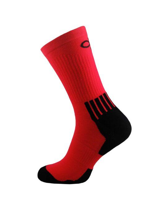 червени мултиспорт чорапи