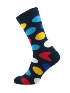 чорапи с големи точки
