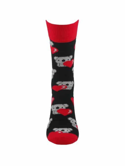 чорапи за св валентин