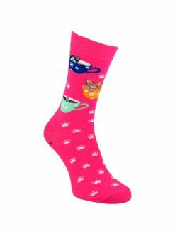 чорапи с котка