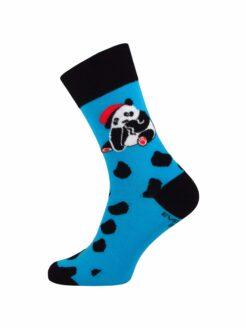 памучни чорапи с панда