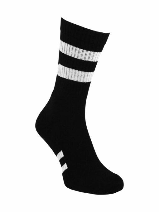 чорапи спорт черни черти