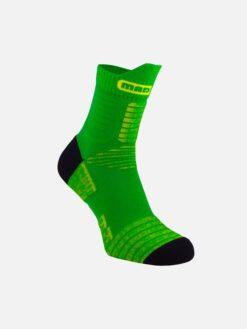 зелени спортни чорапи